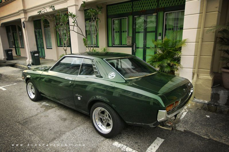 Back To The Old Skool Toyota Celica