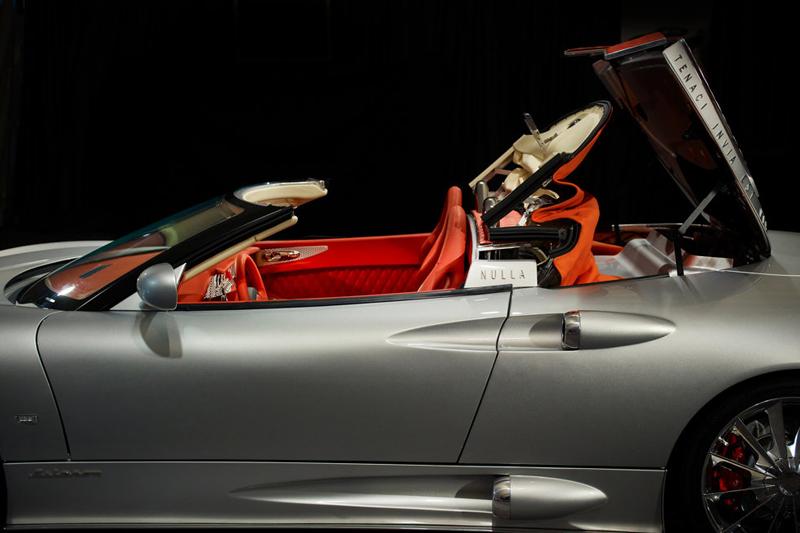 Meta Tags Spyker Spyder C8 Aileron Singapore Auto Palace