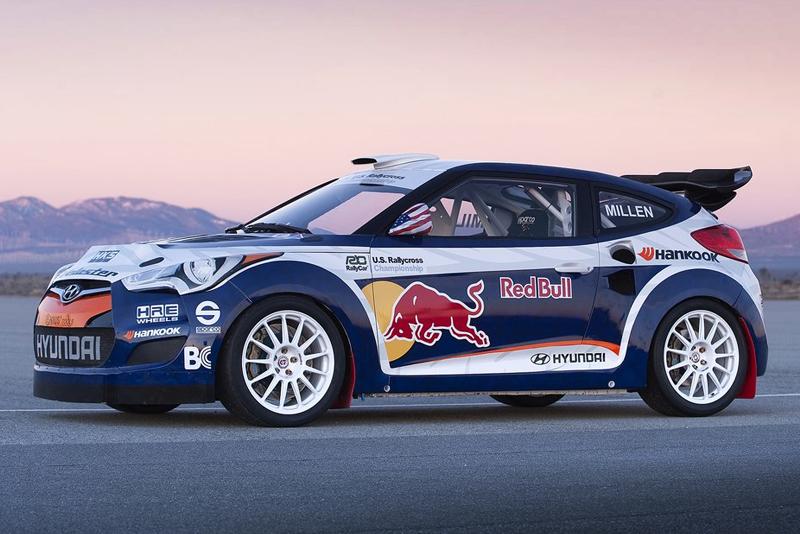 Hyundai Veloster Rally >> Hyundai Veloster Rally Car