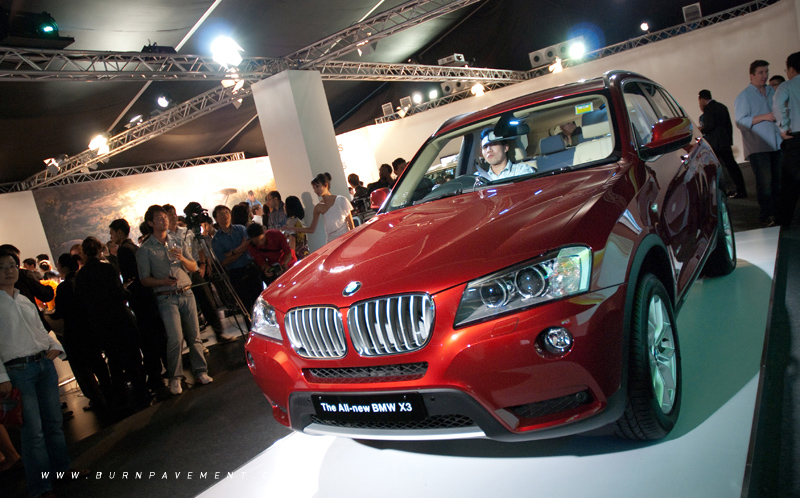 new car launches singaporeBMWs New X3 Launched In Singapore