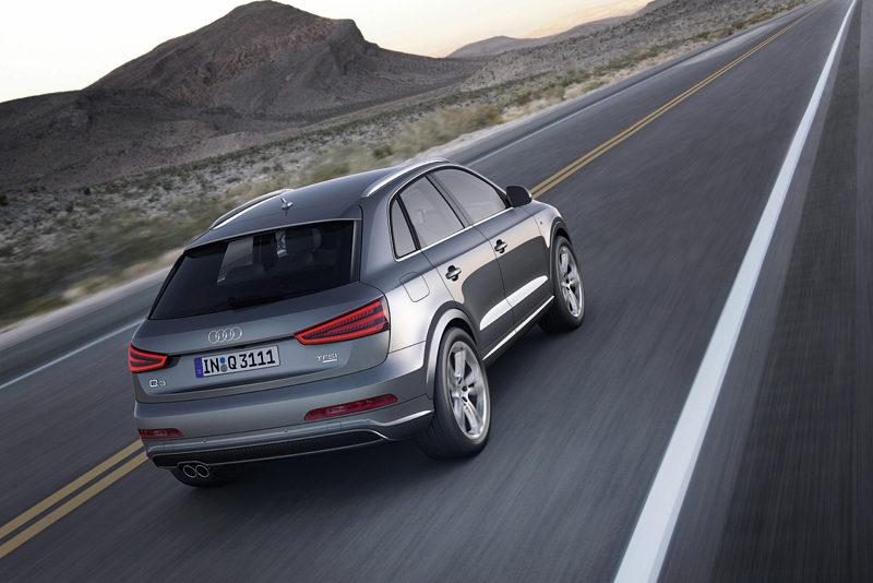 Audi S New Compact Suv
