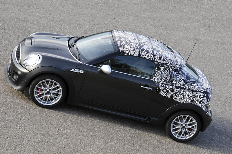 Bmw Releases Details Of The Mini Coupe