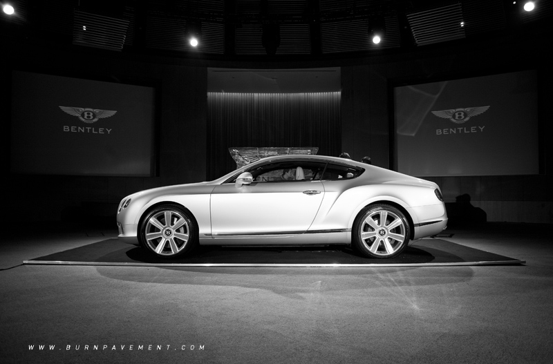 Bentley S Grand Tourer Unveiled In Singapore