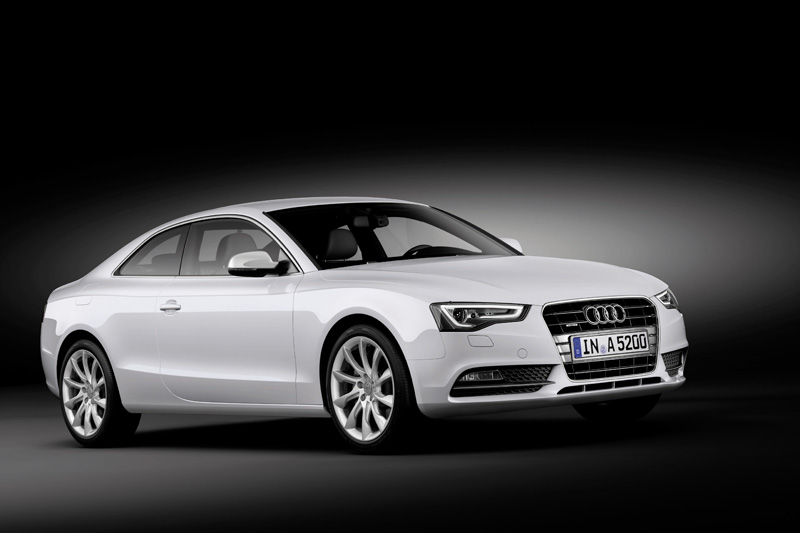 Audi Refreshes The A5