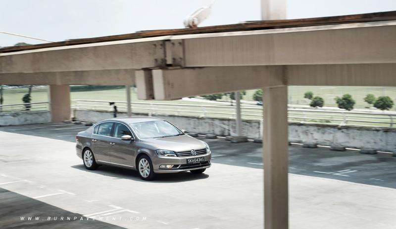 All Grounds Covered   Volkswagen Passat
