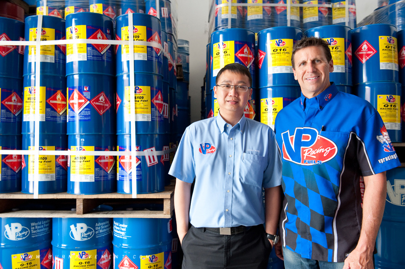 The force behind VP Racing Fuels