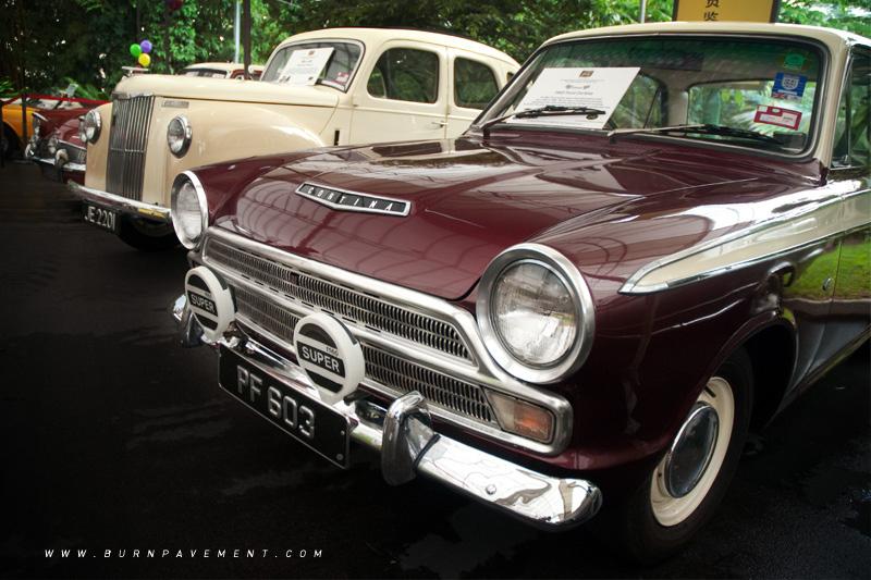 Celebrating The Motoring Heritage