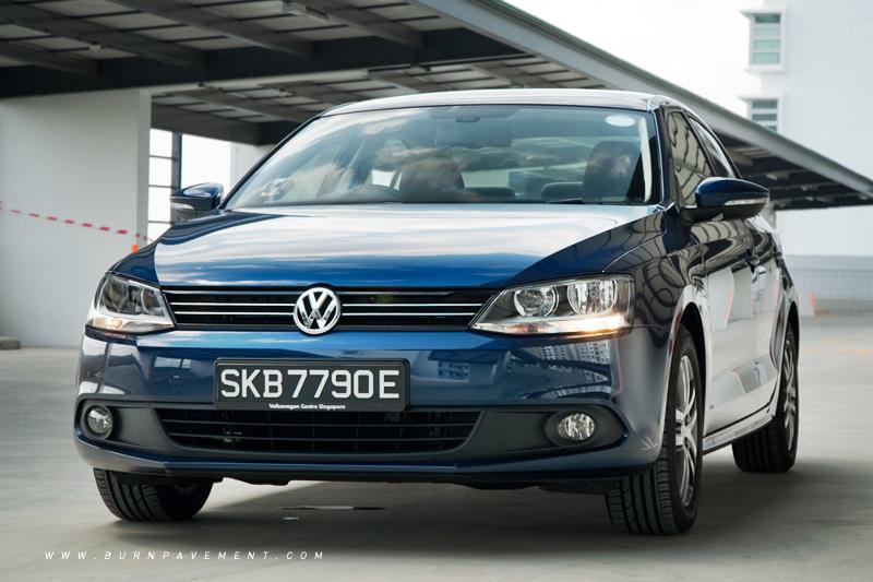 review tdi volkswagen first vw sport drives car autocar jetta