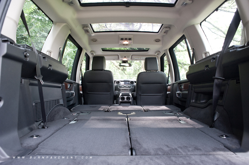 Land Rover Discovery Camper >> The Disco Inferno | Land Rover Discovery 4 SDV6 HSE