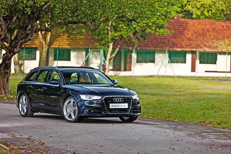 Audis A6 Avant Now Available Locally
