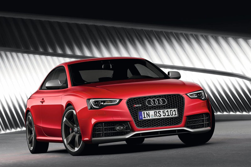 Audi's M3 Contender Gets a Facelift