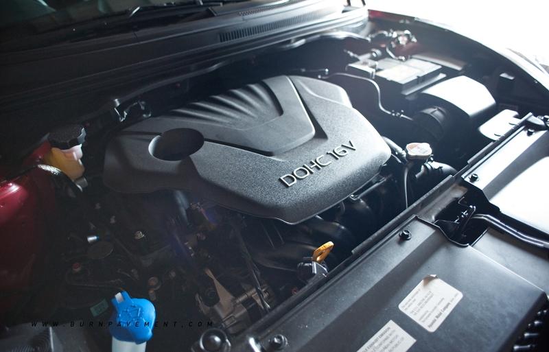 Avant-Garde   Hyundai Veloster MPI