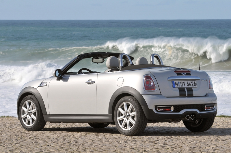 Very Open Mini Roadster Is Now Here