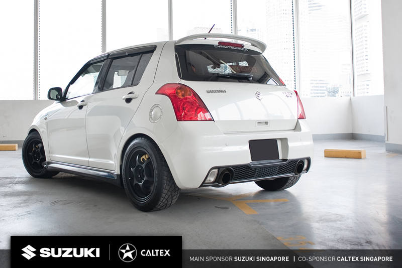 Suzuki Swift Sport Singapore