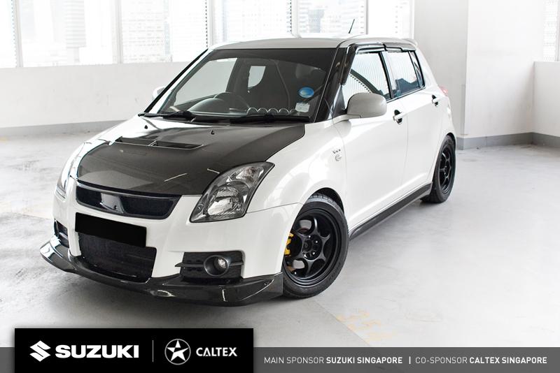 Suzuki Swift Body Kit Malaysia