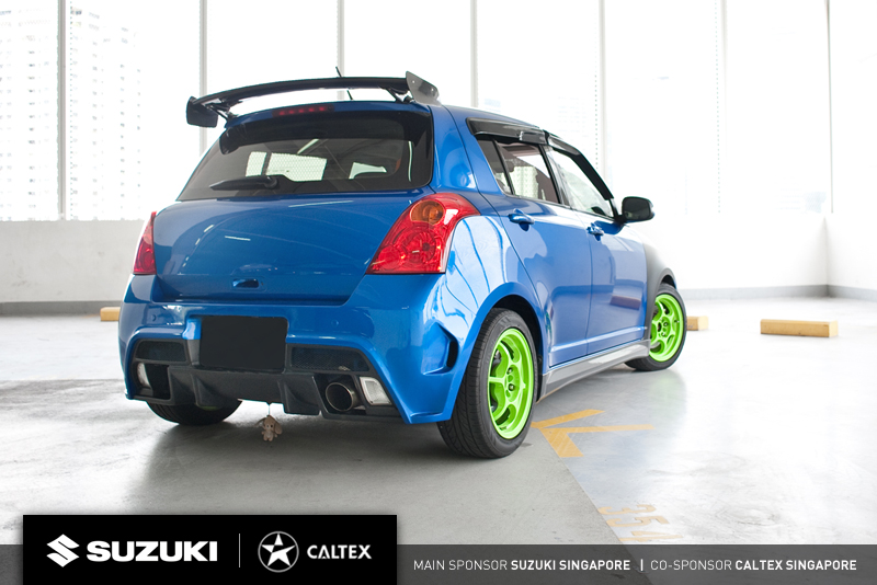 Singapore S Best Suzuki Swift Sport Entry Two 2