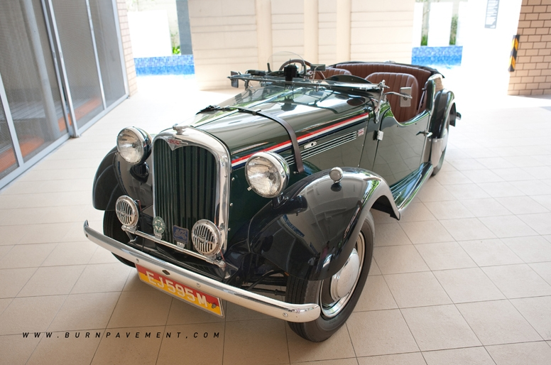 Classic Cars In Singapore Do You Know Them Part