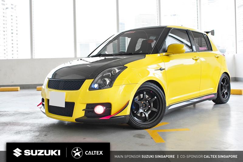 Singapore's Best Suzuki Swift Sport | Entry Six (6)