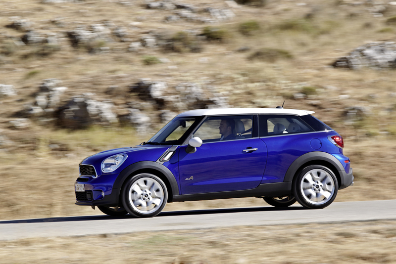 Mini Paceman At A Glance