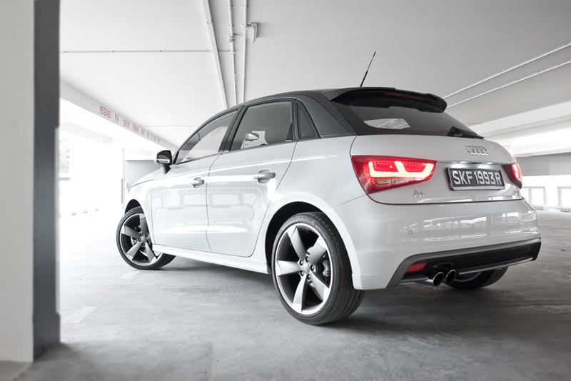 Class Act Audi A1 Sportback 1 4 Tfsi