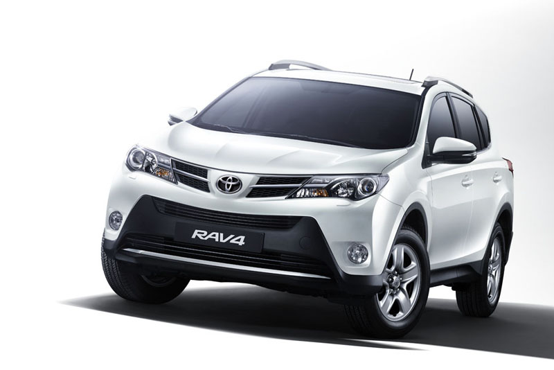 Toyota Reveals LineUp For - All new toyota models