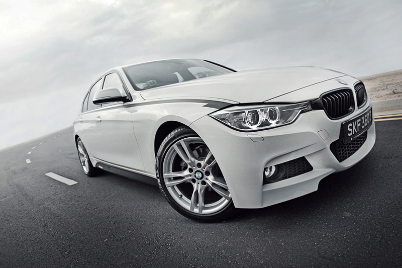 Less Can Be More Bmw 316i M Sport