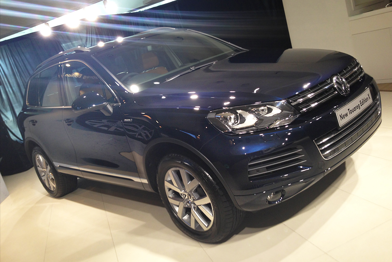 Two Special Vw Suvs Land Here