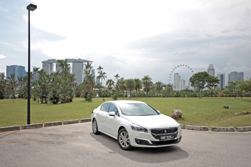 Value Up Peugeot 508 Allure