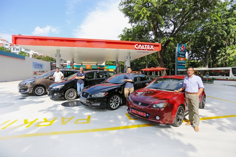 In the following few articles, we will get three of our readers who tested a range of Caltex fuels to share their feedback. Stay tuned!