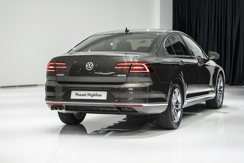 new car launches singaporeAllnew Volkswagen Passat arrives in Singapore