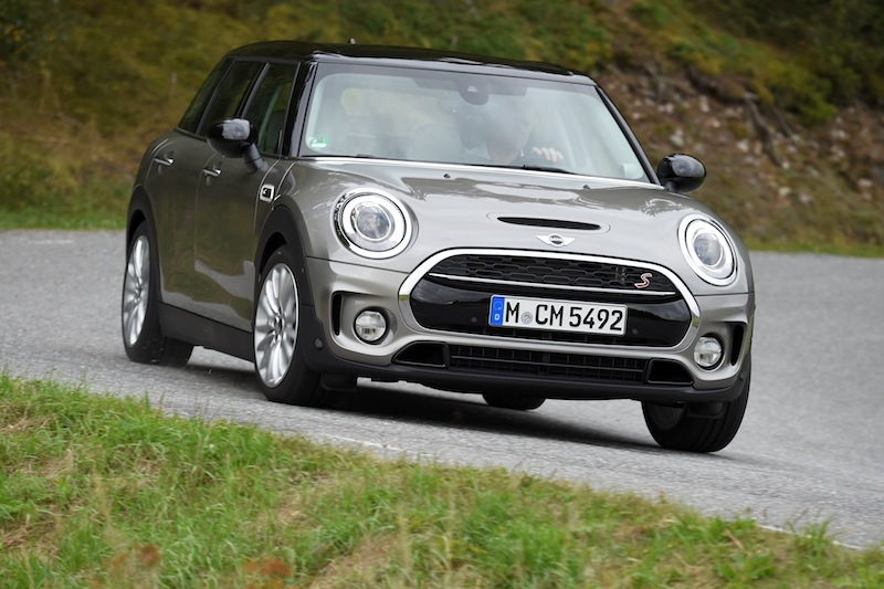New Hipster Mobile Arrives Here The Mini Clubman