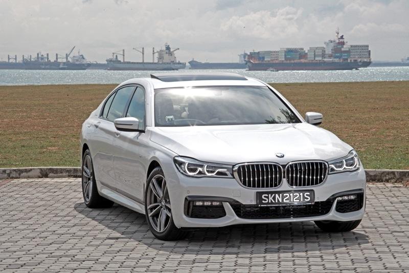 BMW 740 Li M Sport Package | Super 7