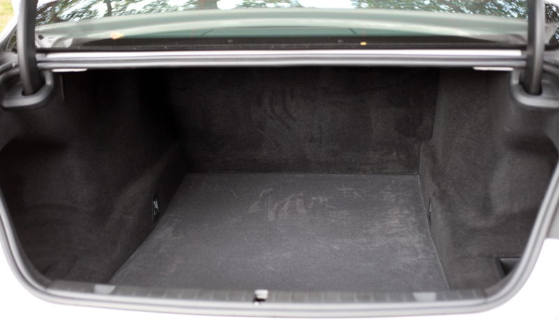 515-litres worth of bootspace available