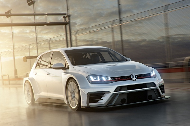 Golf Gti Tcr Updated For 2017