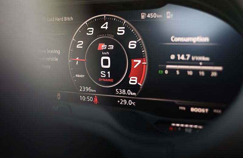 Audi S3 Quattro Sedan | A Step Up