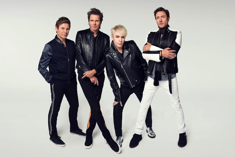 Duran Duran will perform on both 16 and 17 September