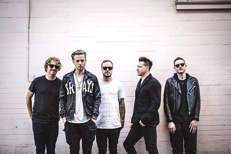 Catch One Republic on the 15th!