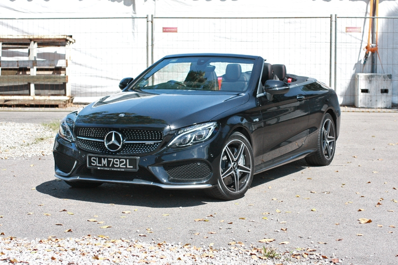 Mercedes-AMG C43 Cabriolet | You're Hot, Then You're Cold