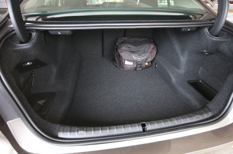 530-litres worth of space on offer