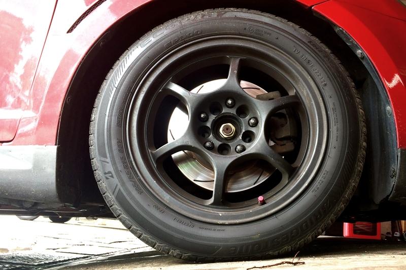 Tyre Review: Bridgestone Ecopia EP300