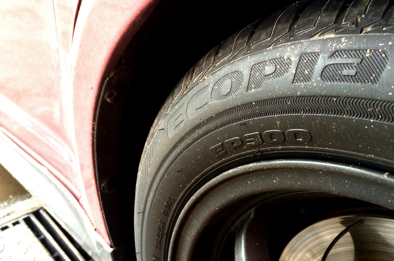 Tyre Review: Bridgestone Ecopia EP300