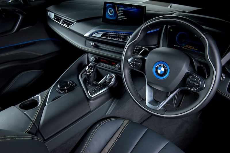 All BMW I8 Limited Edition Models Feature The Internationally Awarded BMW I8  Three Cylinder Combustion Engine With An Output Of 231 Hp That Propels The  Rear ...