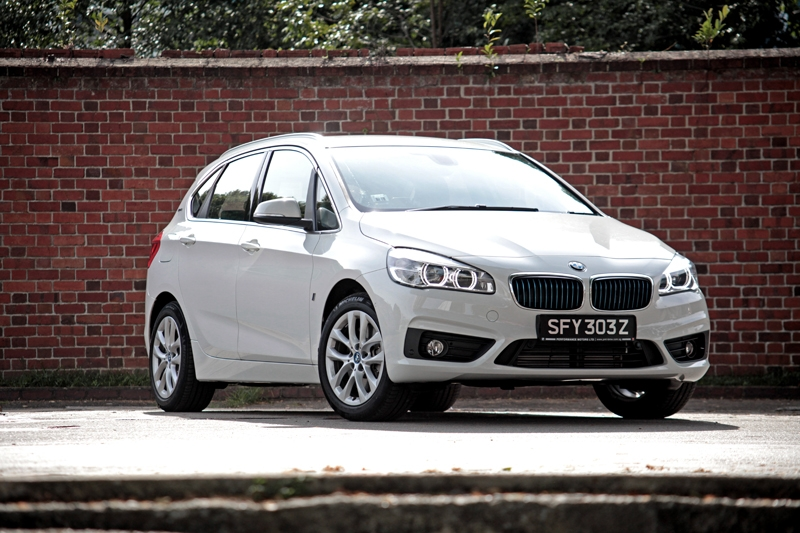 Bmw 225xe Iperformance Active Tourer Would You Like A Piece