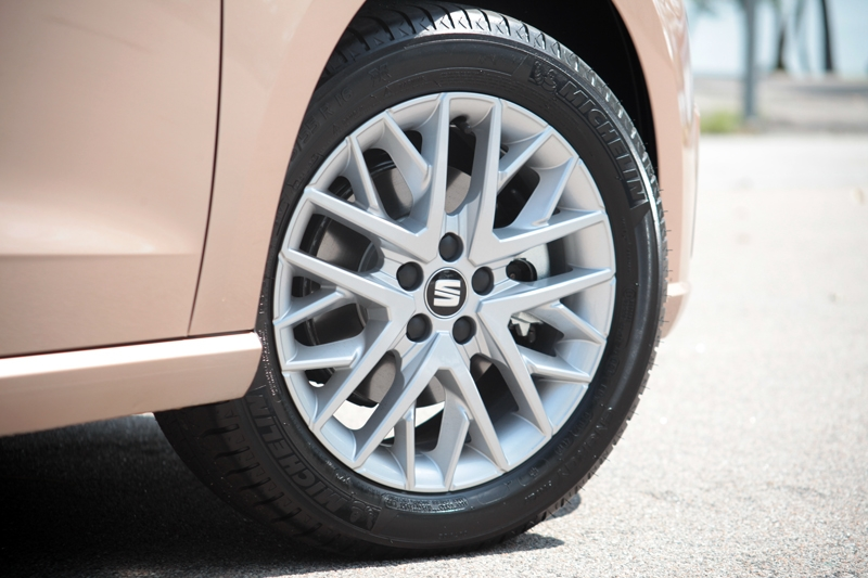 16-inch wheels come at no extra cost