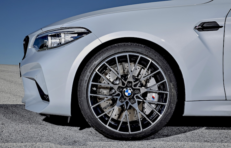 Welcome the new BMW M2 Competition!