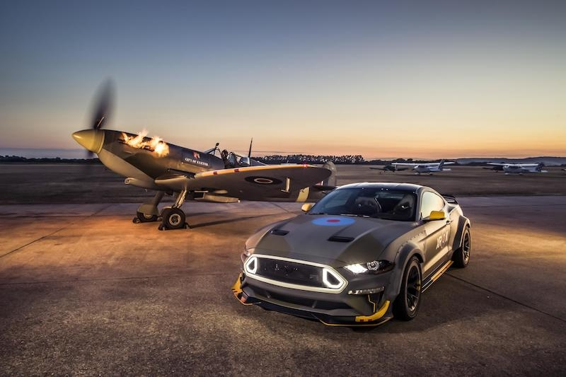 The Eagle Squadron Mustang GT