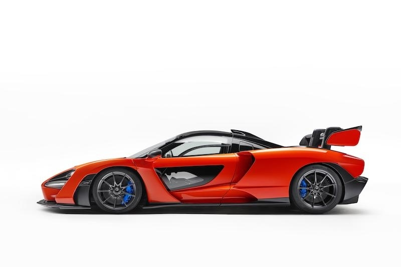 The controversial McLaren Senna