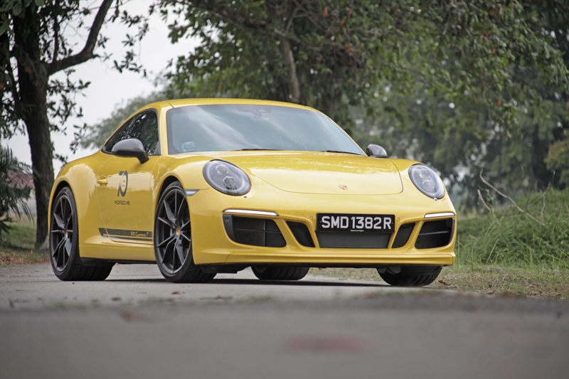 Porsche 911 Carrera T   Is This The Perfect 911?