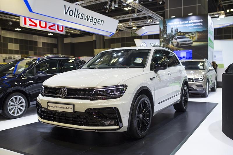 Volkswagen Tiguan R-Line Black Edition