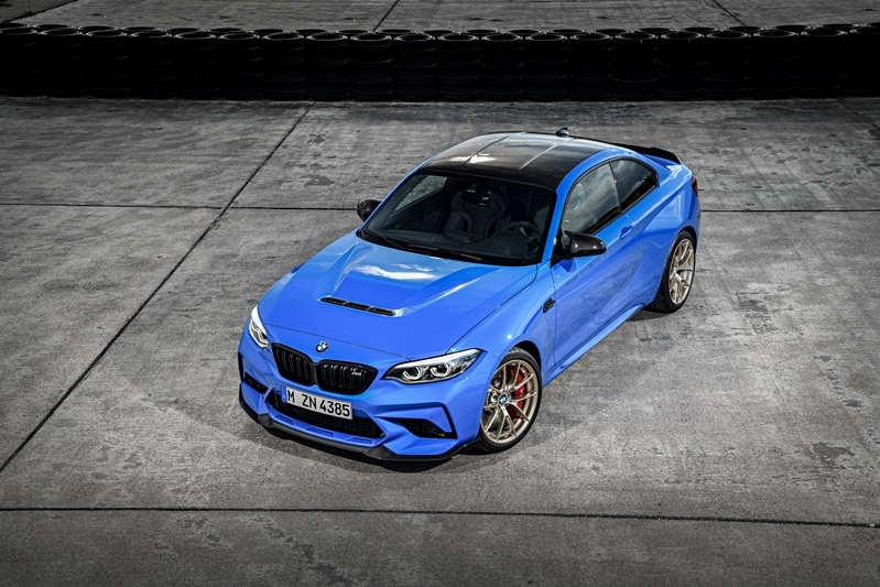 The new BMW M2 CS